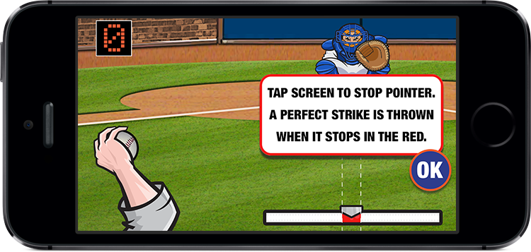 First Pitch Game Screenshot